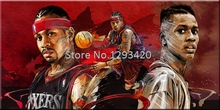 5D Diamond Embroidery Needlework Mosaic Basketball star Diy Painting Cross Stitch Home Decoration Gifts