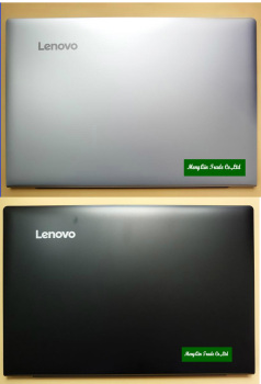 цена на New Laptop Top LCD Back Cover for Lenovo ideapad ideapad 510-15 510-15ISK 510-15IKB  Silverblack
