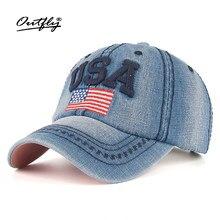 Usa cap cotone Popolare Berretto Da Baseball di Snapback Cappello da cowboy  bandiera Americana Regolabile uomo donna Ragazze Rag. ab0779f4f95b