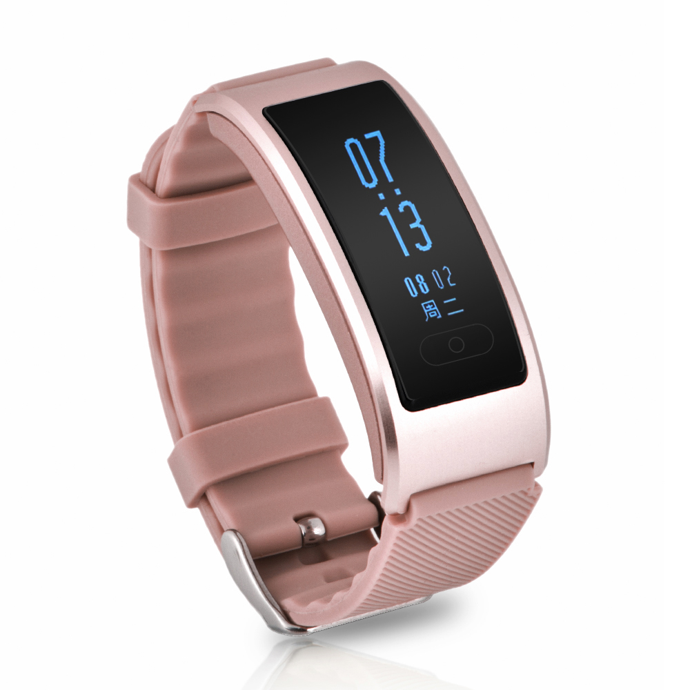 Hot Bluetooth Smart Band Wristband Heart Rate Bracelet IP67 Waterproof Smartband For Android IOS Phone Activity