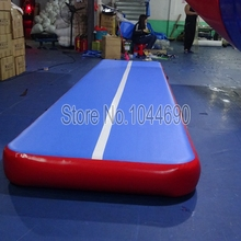 Free shipping 6*2m gymnastics air track for sale,air track tumble track on sale