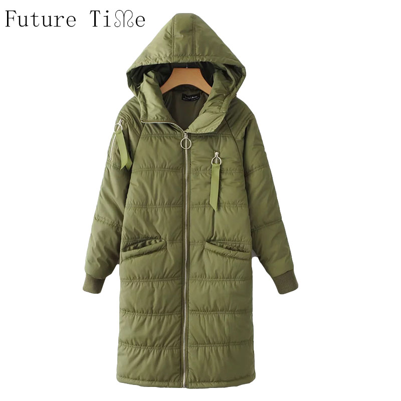 Future Time Winter Parka Hooded Faux Fur Collar Short Parka Ladies Fall Artificial Cotton Padded Long Sleeve Slim Jackets PU026 frank buytendijk dealing with dilemmas where business analytics fall short
