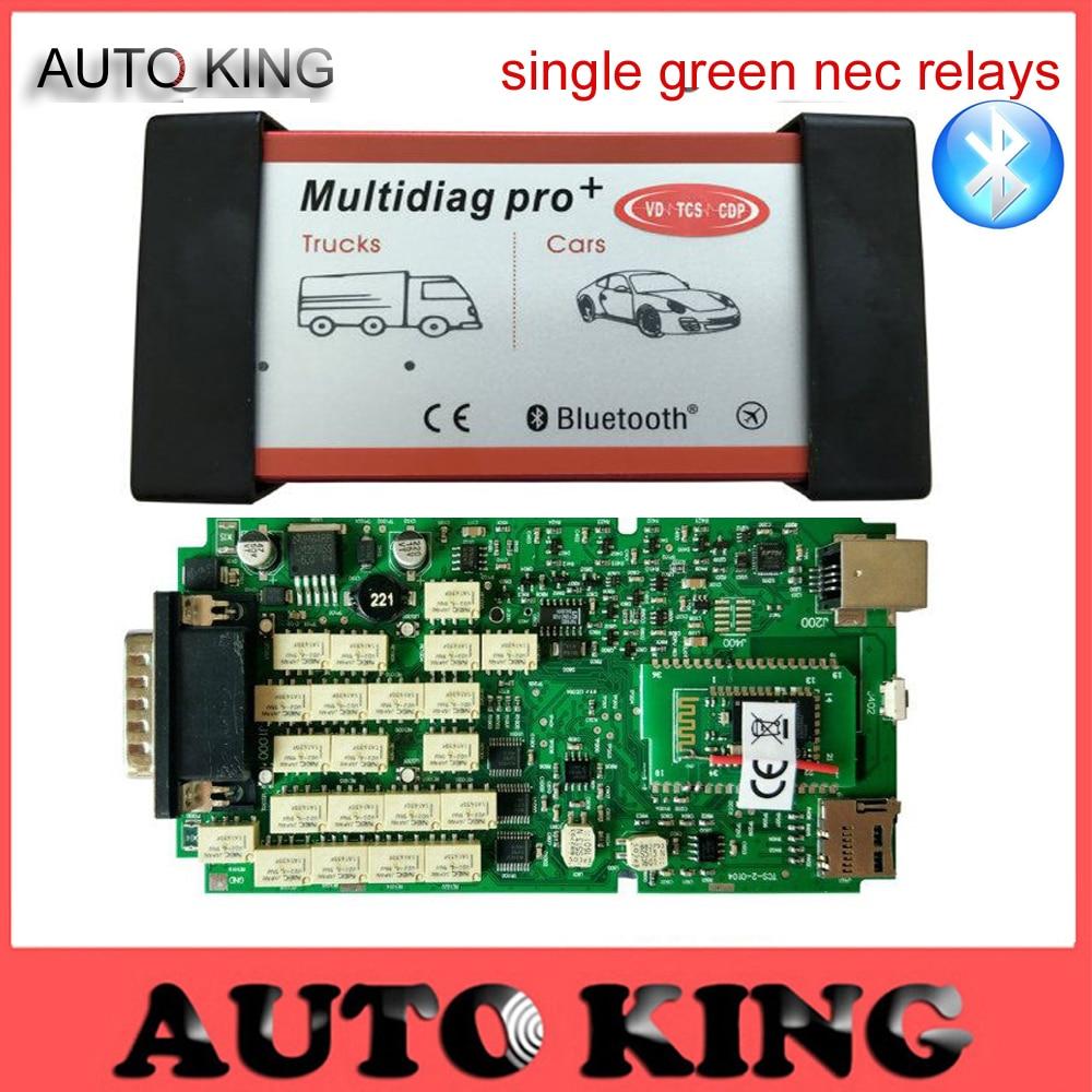Цена за Новый Дизайн Multidiag pro Одной Плате PCB vd TCS cdp PRO 2014. R2 Keygen + с Blutooth + бесплатная доставка