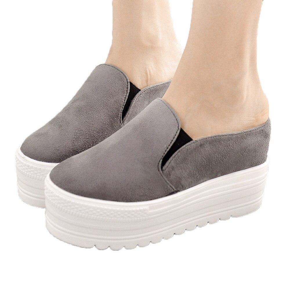 4aea4fa9f jaune Chaussures Poissons Sneakers Loisirs Pantoufles Femmes Éponge ...