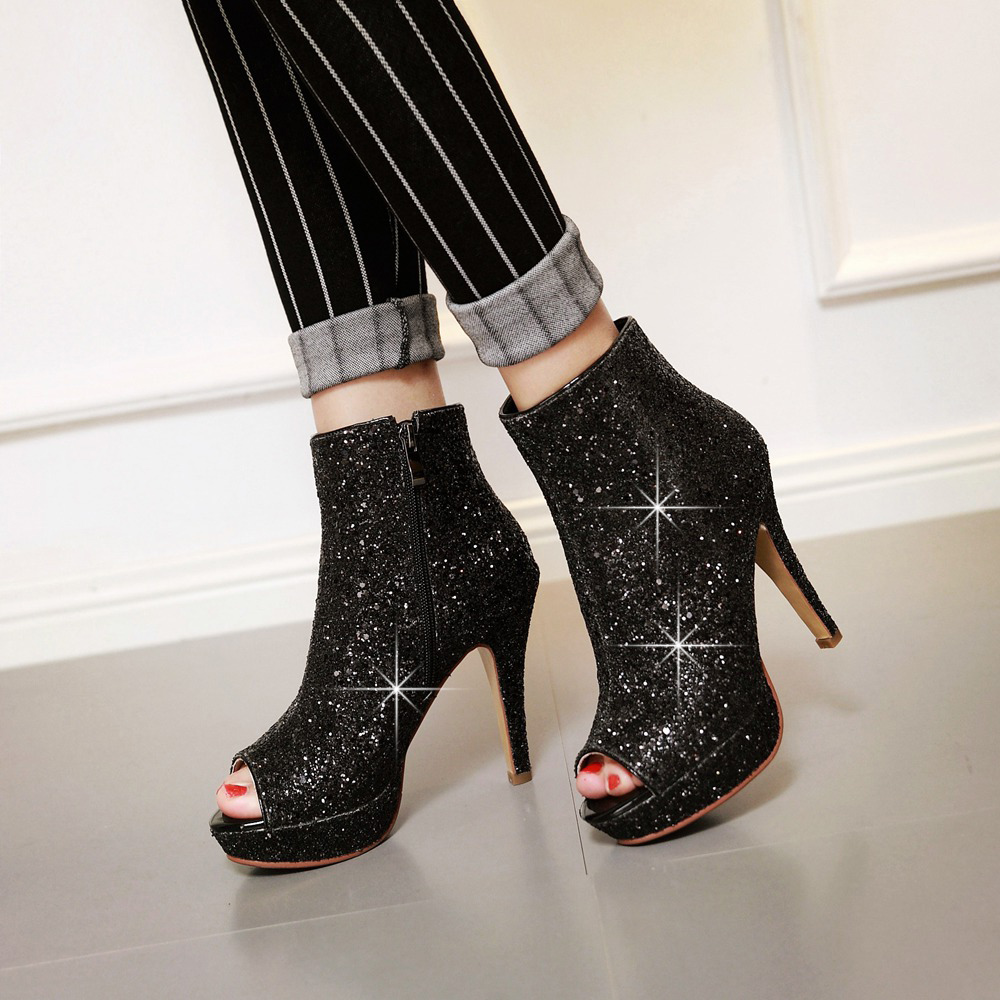 Ankle Boots for Prom