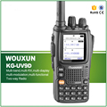 Original WOUXUN KG-UV9D Handheld Two Way Radio with Dual Band Transmission Seven Reception VHF&UHF Portable Wakie Talkie