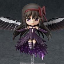 Anime Puella Magi Madoka Magica Akemi Homura Wing Dress GOD