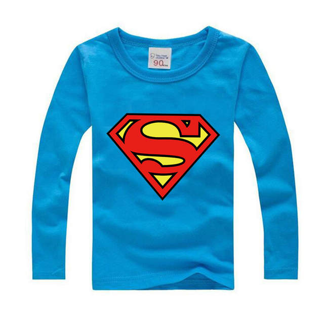 aa0ba9b42 Online Shop Boys Long Sleeve T Shirts For Children 2017 Autumn ...