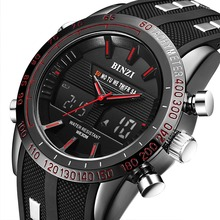 Спортивные часы мужские электронные военные роскошный мужской часы со светодиодной подсветкой мужские часы случайные бренд наручные часы Relogio Masculino