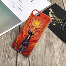 Naruto Case Cover For Apple iPhone Xs Max XR X 8Plus 8 7Plus 7 6sPlus 6s 6Plus 6 5 5S SE 4s 4