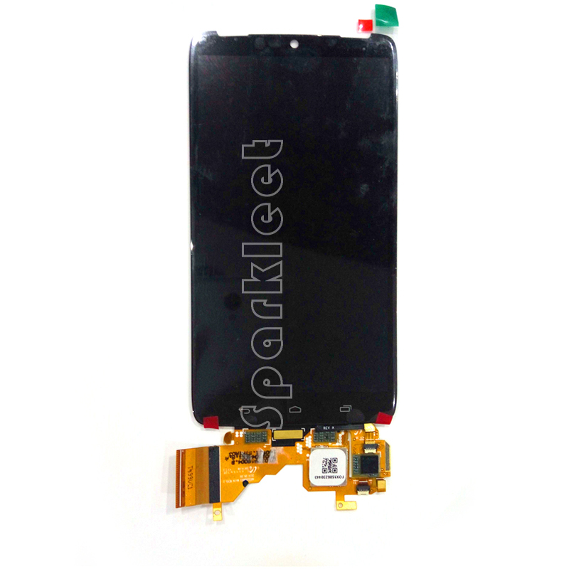 Original For Motorola Moto Droid turbo XT1254 LCD Display+Touch screen digitizer Assembly Replacement+Tools Free Shipping