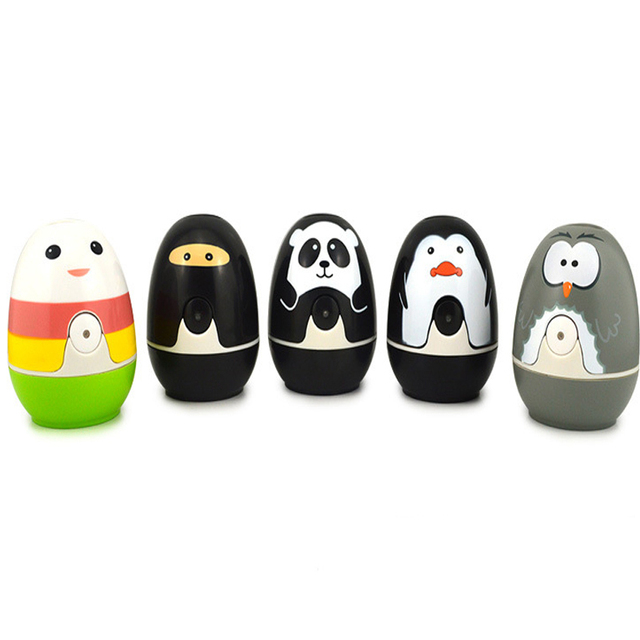 Cartoon Travel toothbrush Case Portable UV Toothbrush Sanitizer Toothbrush Sterilizer Box