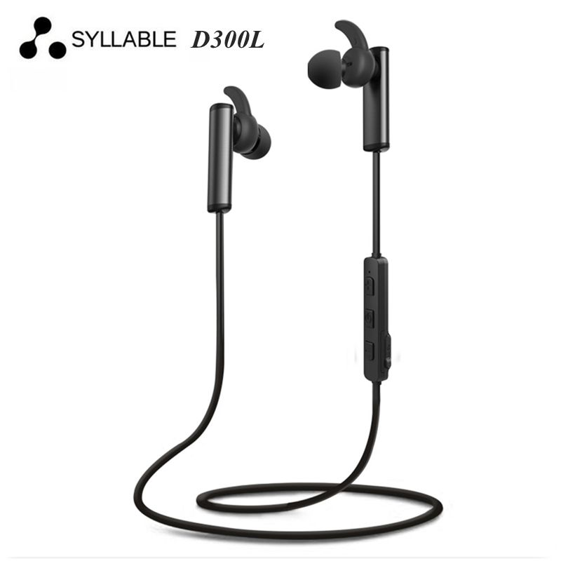 Original Syllable D300L Bluetooth 4.1 Headset Wireless Sports Earphone Earbud with Mic Stereo Headset for Mobile Phone with box 2017 scomas i7 mini bluetooth earbud wireless invisible headphones headset with mic stereo bluetooth earphone for iphone android