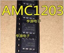 10pcs/lot  AMC1203 AMC1203DUBR SOP8 SOP-8
