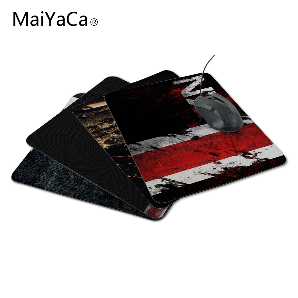 MaiYaCa personalizat de mare viteză Noul Mass Effect N7 Joc Logo Logo Vintage stilat mouse-ul Pad Gaming Rectangle Mousepad