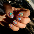 ColorWomen  1g/Box Nail Art Rainbow Holographic Nail Powder Laser Chrome Nail Glitter 161027 Drop Shipping