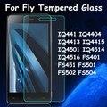 Tempered Glass Film For Fly IQ441 IQ4404 IQ4413 IQ4415 IQ4501 IQ4514 IQ4516 FS401 FS451 FS501 FS502 FS504 Screen Protector Case