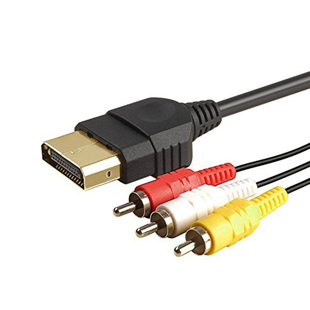 online get cheap xbox composite cables com alibaba group 1 8m hdmi to 3 rca composite [ 1000 x 1000 Pixel ]