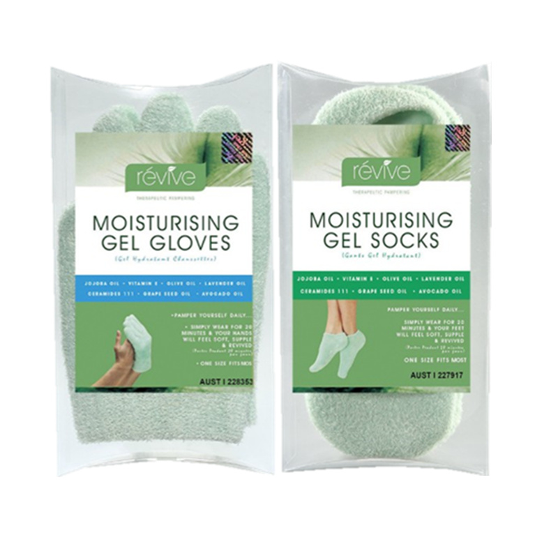 Australia Spa Gel Gloves with Essential oil Hands Mask Moisturizing Dry Skin Hand Care Soft Smooth Hands Care Treatment