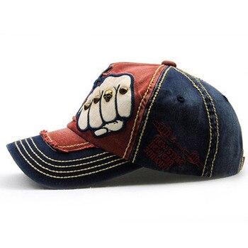 Xthree Unisex New Style Jamont Cotton Baseball Snapbacks Hats Caps 1