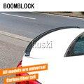 BOOMBLOCK 1 комплект автомобильные Углеродные волокна хвостовое крыло 3M наклейки для Mazda 3 6 Toyota Avensis C-HR Peugeot 307 407 308 Alfa Romeo 159