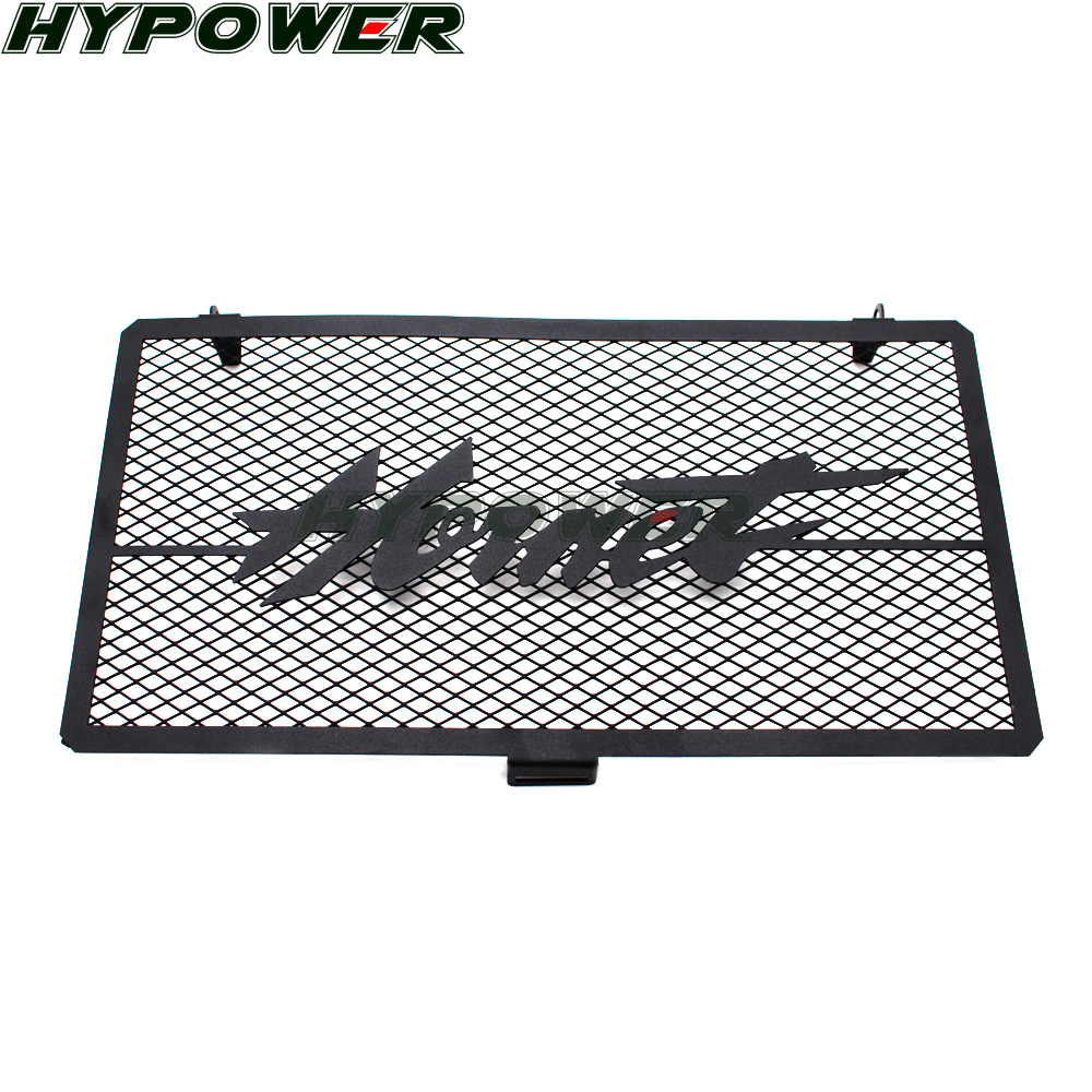 For HONDA <font><b>Hornet</b></font> <font><b>600</b></font>/CB600 Radiator Grille Guard Cover Fuel Tank Protection Net 1998 1999 2000 2001 <font><b>2003</b></font> 2004 2005 2006 image