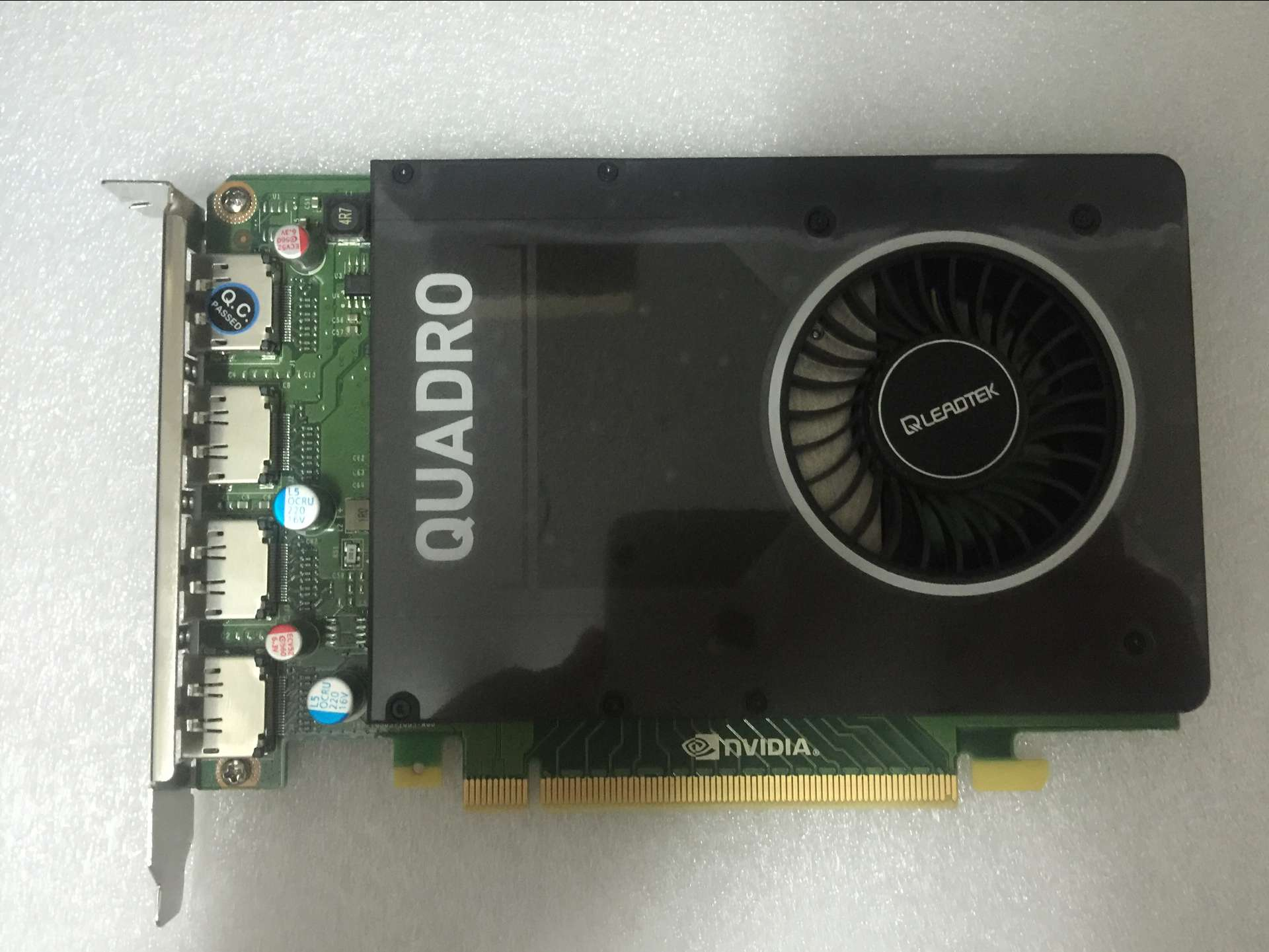 Leadtek Quadro M2000 4GB Professional Graphic Design Graphics Card Three-Year Warranty