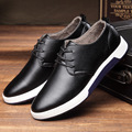 men casual shoes low top lace up flat shoes with fur solid color plain oxfords shoes tenis esportivo zapatillas hombre XK110111