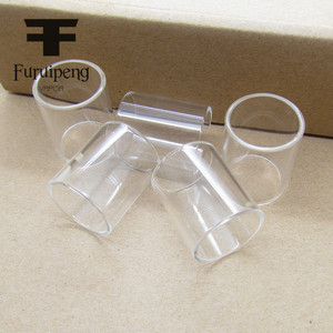 Image 3 - Furuipeng Tube for SMOK VCT Pro Replacement Pyrex Glass Tube PK of 5