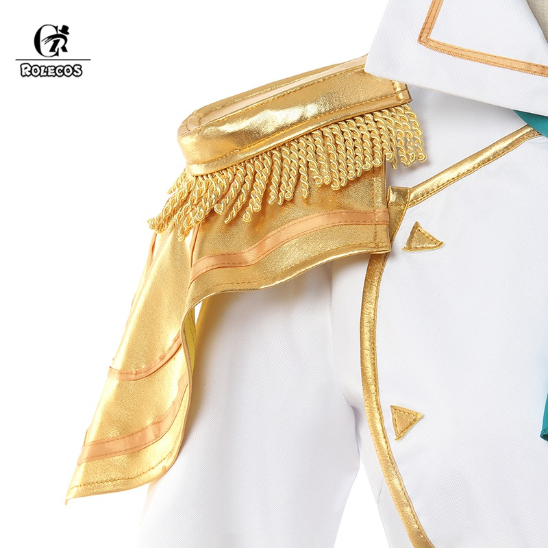 Image 4 - ROLEOCS Battle Academia Lux Cosplay Costume LoL Lux Cosplay Lux Prestige Edition Costume Game Women Outfit Halloween Girl Skirt-in Game Costumes from Novelty & Special Use