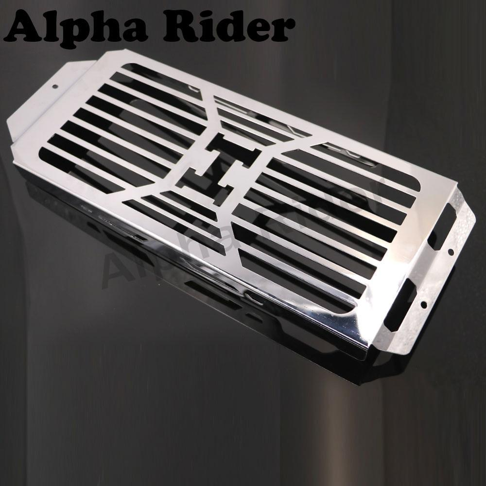 Motorcycle Radiator Cover Bezel Grille Guard Protector for Honda Shadow Aero VT400 VT750 2004-2012 2011 2010 2009 2008 2007 2006 motorcycle radiator cover water tank cooler grille guard fairing protector for honda vtx1800 2002 2008 2007 2006 2005 2004 2003