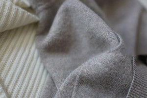 Image 4 - Spring Winter Cashmere Wool Sweater Women Sweaters Knitted Hooded Warm Ladys Grade Up Jumpers and Pullovers with Pockets