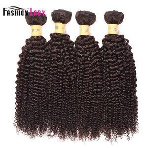 Модные женские предварительно окрашенные кудрявые волосы 1/2 шт бразильские волосы плетение пряди не-Реми