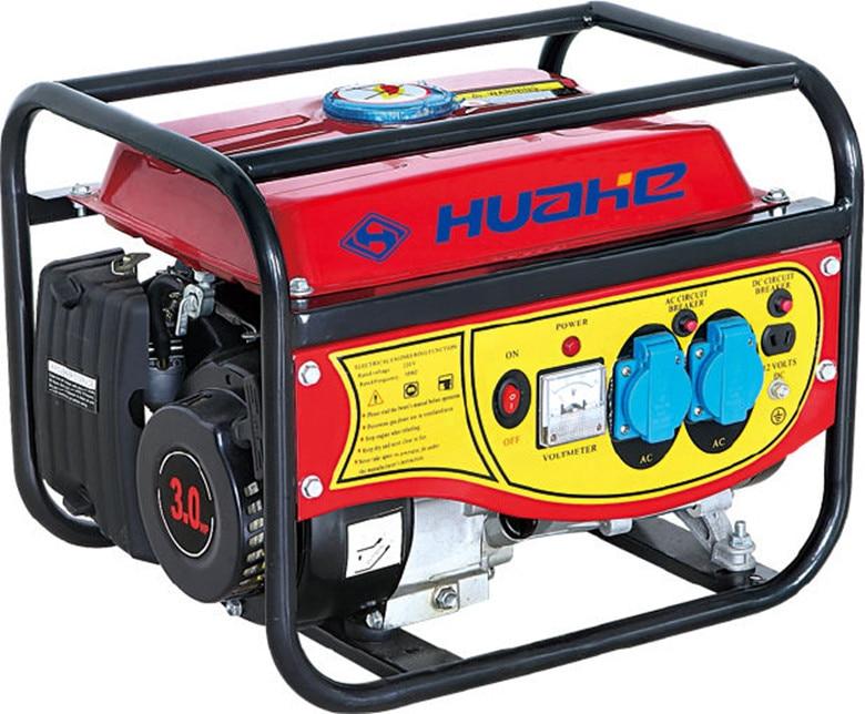 Бензиновый генератор hh1500/a10/1000