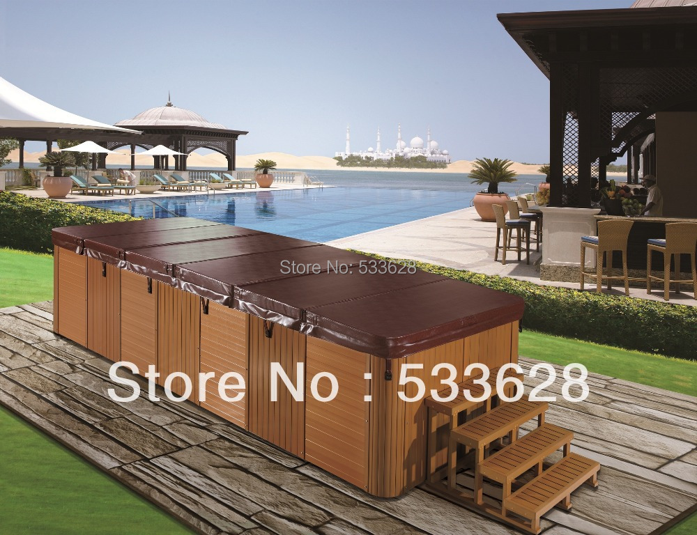Swimming Pool Spa Pools And Hot Tubs 5 8 Meters Long 8801 In Bathtubs Whirlpools From Home