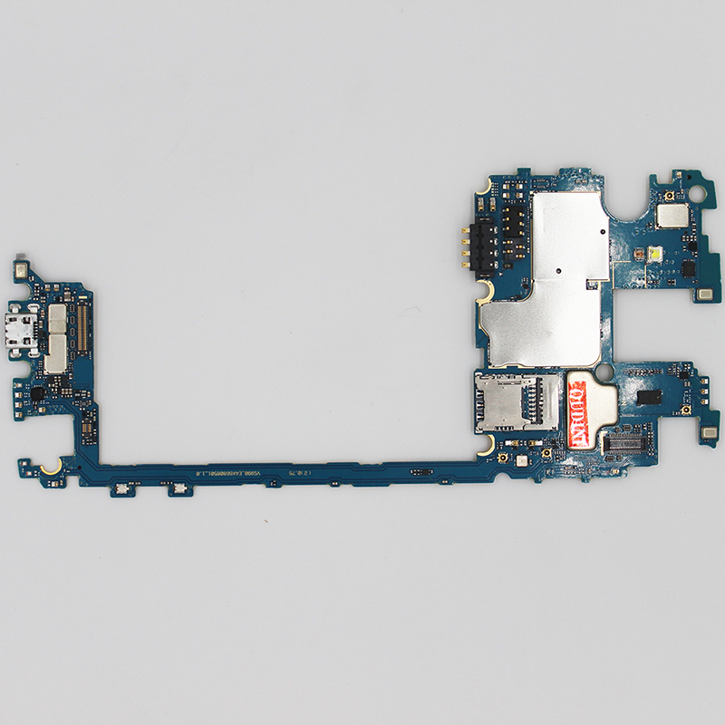 Image 4 - Tigenkey Unlocked 64GB Work For LG V10 H901 Mainboard Original For LG V10 H901 64GB Motherboard Test 100% & Free Shipping-in Mobile Phone Circuits from Cellphones & Telecommunications