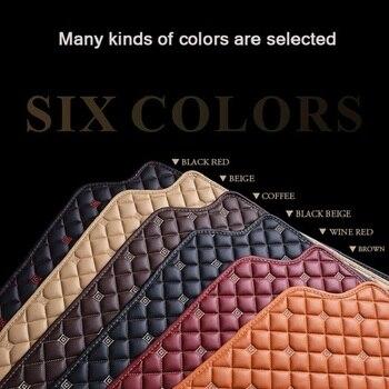 Car trunk mats for Mercedes Benz gla w169 viano clk w211 e class cls w219 sprinter accessories Cargo Liner Boot Carpet