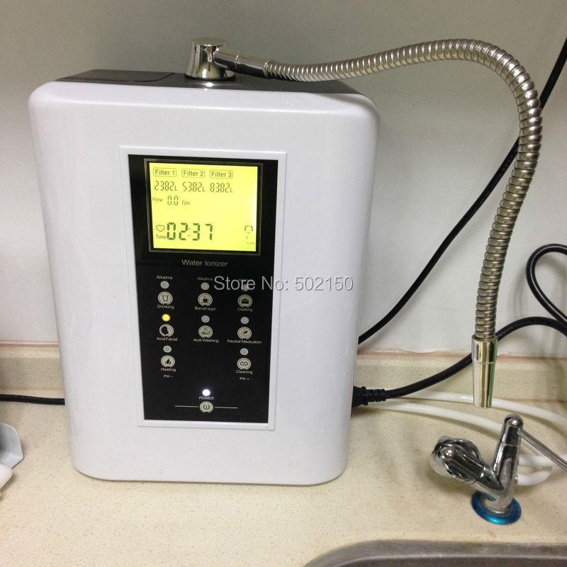 OH-806-3H 220V best price alkaline water ionizer machine newest model oh 806 3h activated carbon type water ionizer