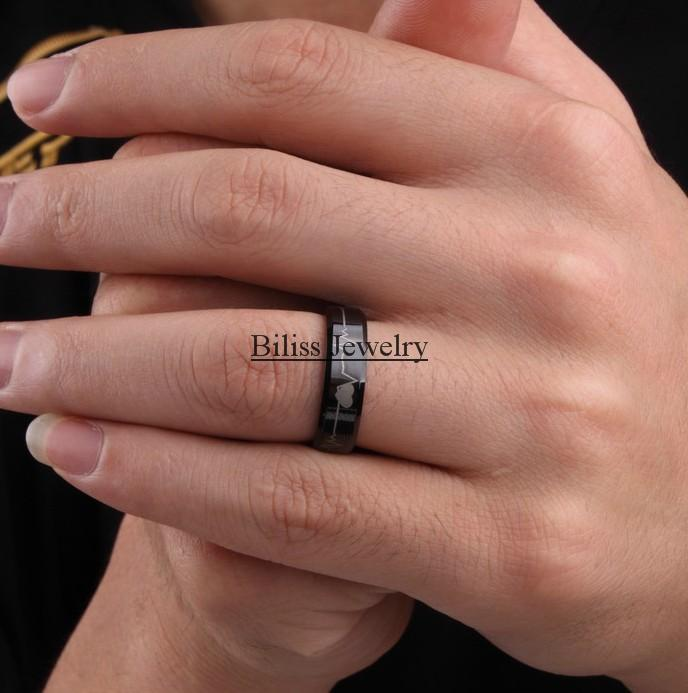 tungsten rings on hand wwwpixsharkcom images