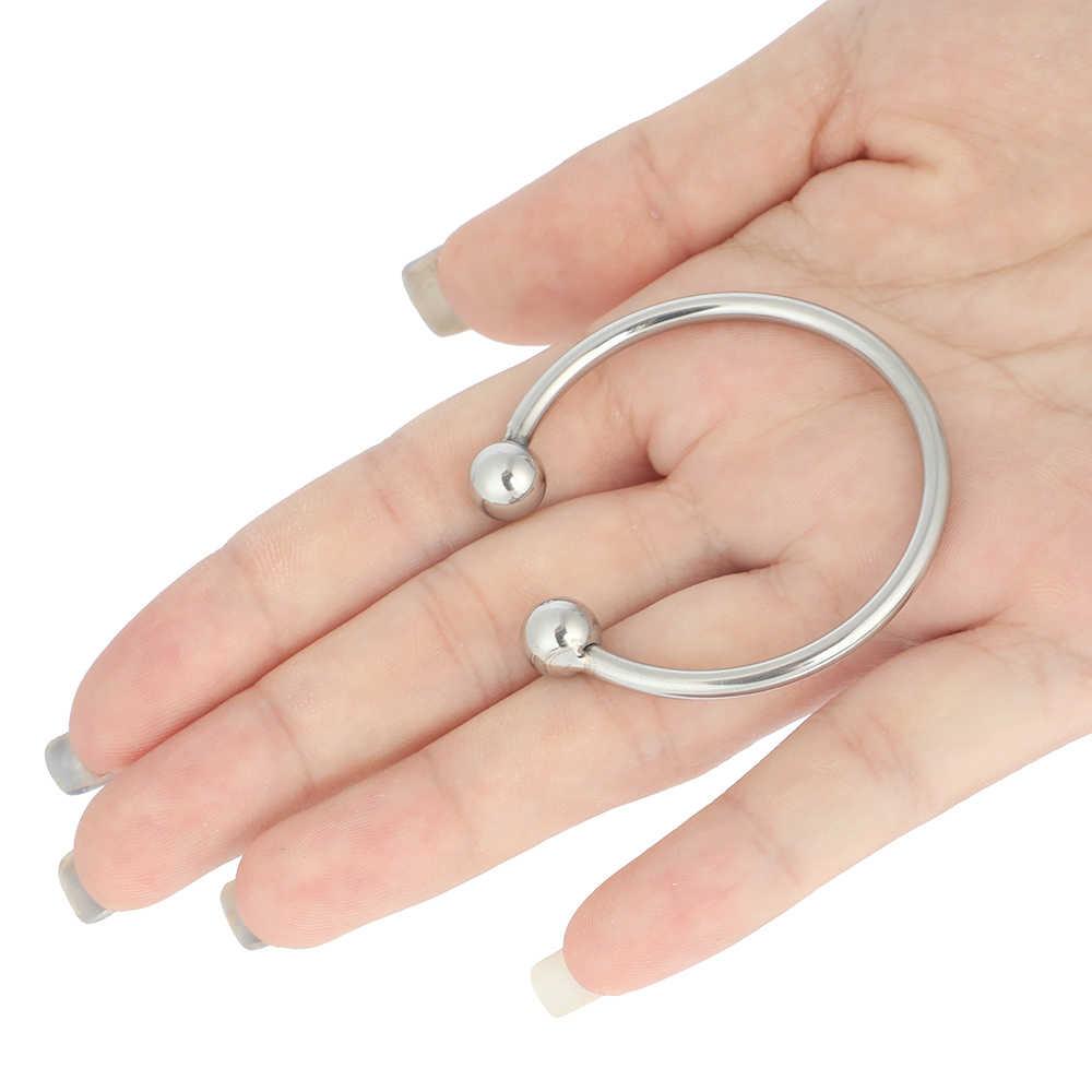 פין זקפה טבעת לגברים זין טבעות מתכת עיכוב שפיכה צניעות כלוב זין טבעות פין טבעות מין לגבר מין חנויות