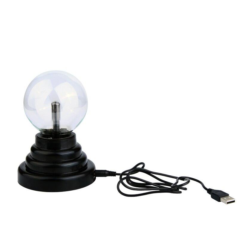 Firecore USB Magic Sphere Glas Plasma Bal Sphere Nieuwigheid ...