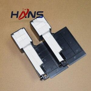 Image 5 - 16PCS Original L301 Waste Ink Tank Pad Sponge for Epson L300 L303 L350 L351 L353 L358 L355 L111 L110 L210 L211 ME101 ME303 ME401
