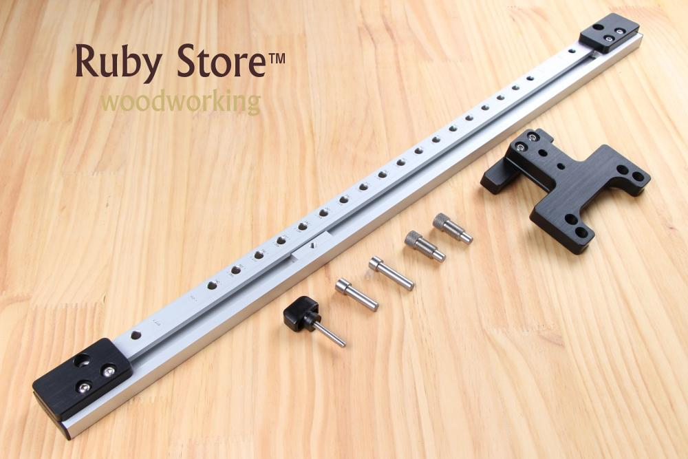 750mm Guide For Dowelling Jig For Furniture Fast Connecting Cam Fitting