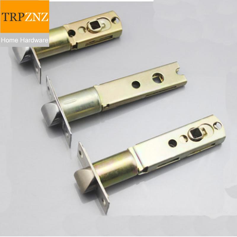 Three-bar Door Lock Bolt, Three-column, Ball Lock, Extended Lock, Three-handle Lock Body, Margin 90 Lock Tongue