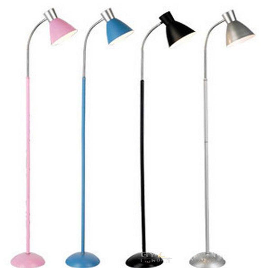 Simple Brief Modern Floor Stand Light Led Floor Lamp Novelty Lamp Modern  Fashion For Living Room