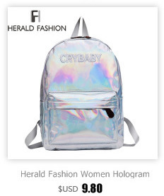 HTB1SWUyXsnrK1RjSspkq6yuvXXaN Herald Fashion Backpack Women Leisure Back Pack Korean Ladies Knapsack Casual Travel Bags for School Teenage Girls Bagpack