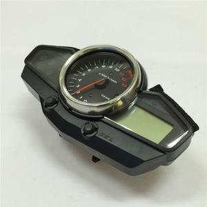 Image 4 - הרכבה מכשיר STARPAD עבור לי צ י Haojue סוזוקי GW250 אביזרי אופנוע שעון אלקטרוני דיגיטלי באיכות גבוהה