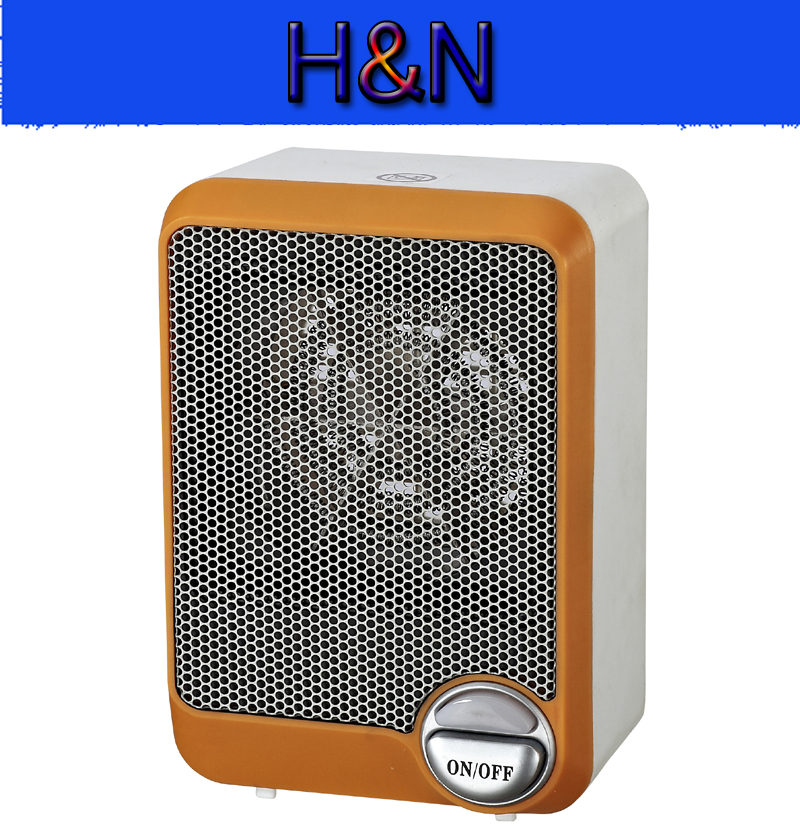 Mini Portable Fan Electric Space Heater Warmer Fan Home
