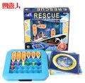 Дети игра-головоломка План Спасения интеллектуальные игрушки пространство воображения логическая головоломка лабиринт задача 48 quesions brinquedos meninos