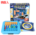 Kids puzzle game Rescue Plan  intellectual toys  space imagination logic puzzle  maze task 48 quesions brinquedos meninos